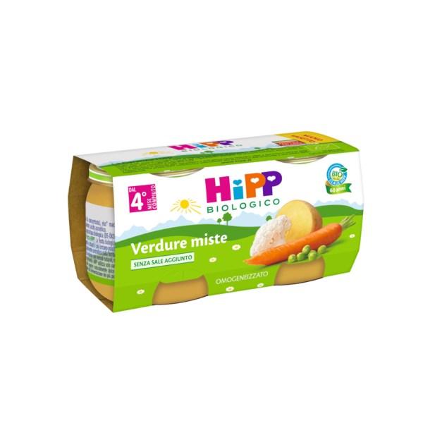 Hipp Omogenizzato Verdure Miste 2x80g