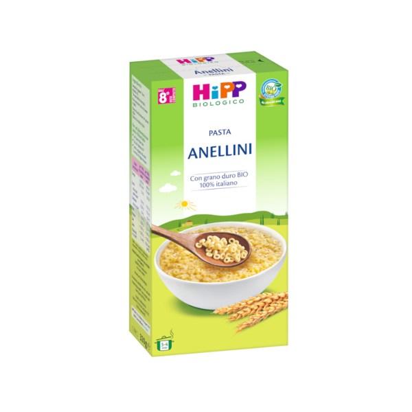 Hipp Pastine Anellini 320g
