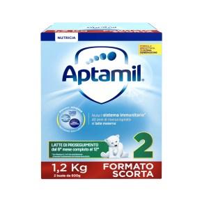 Aptamil Latte in polvere 2 1200g