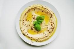 Hummus ceci sesamo Bimby