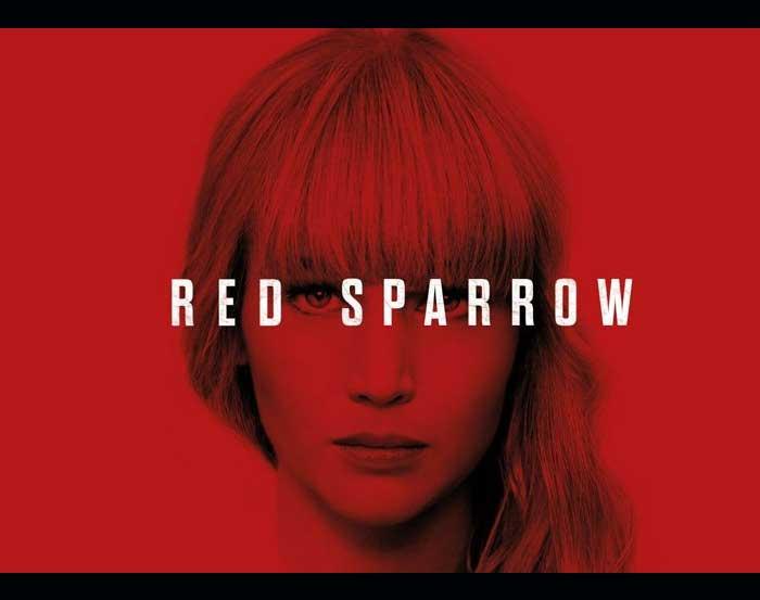 BMW serie 7 di film Red Sparrow