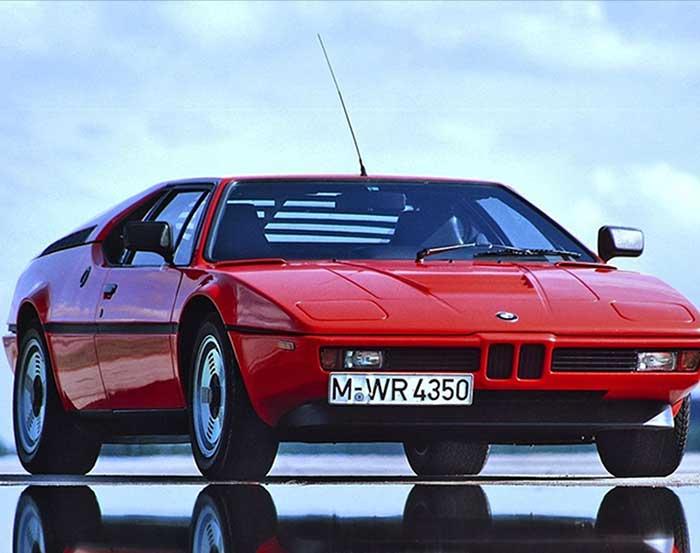Sedan Sport Klasik dari BMW
