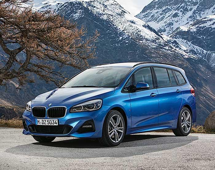 BMW 2 Series F45