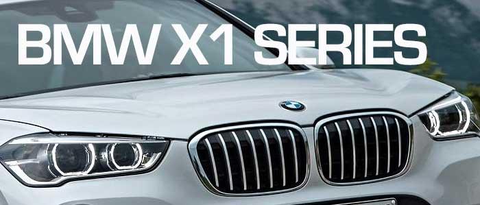 BMW X Series >> Bmw X Series Bimmer Id
