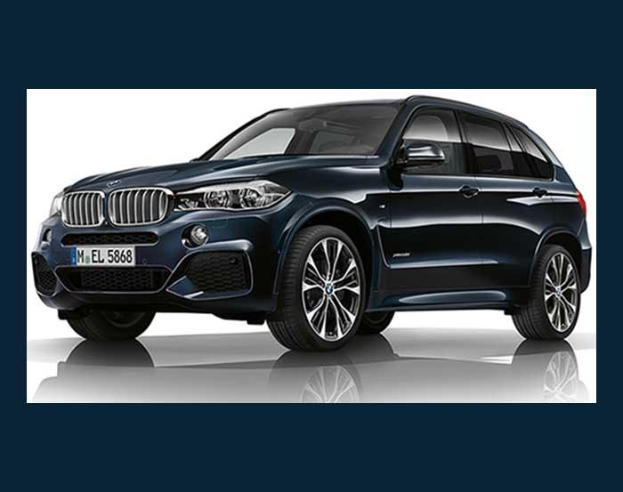 BMW X5 Series F15