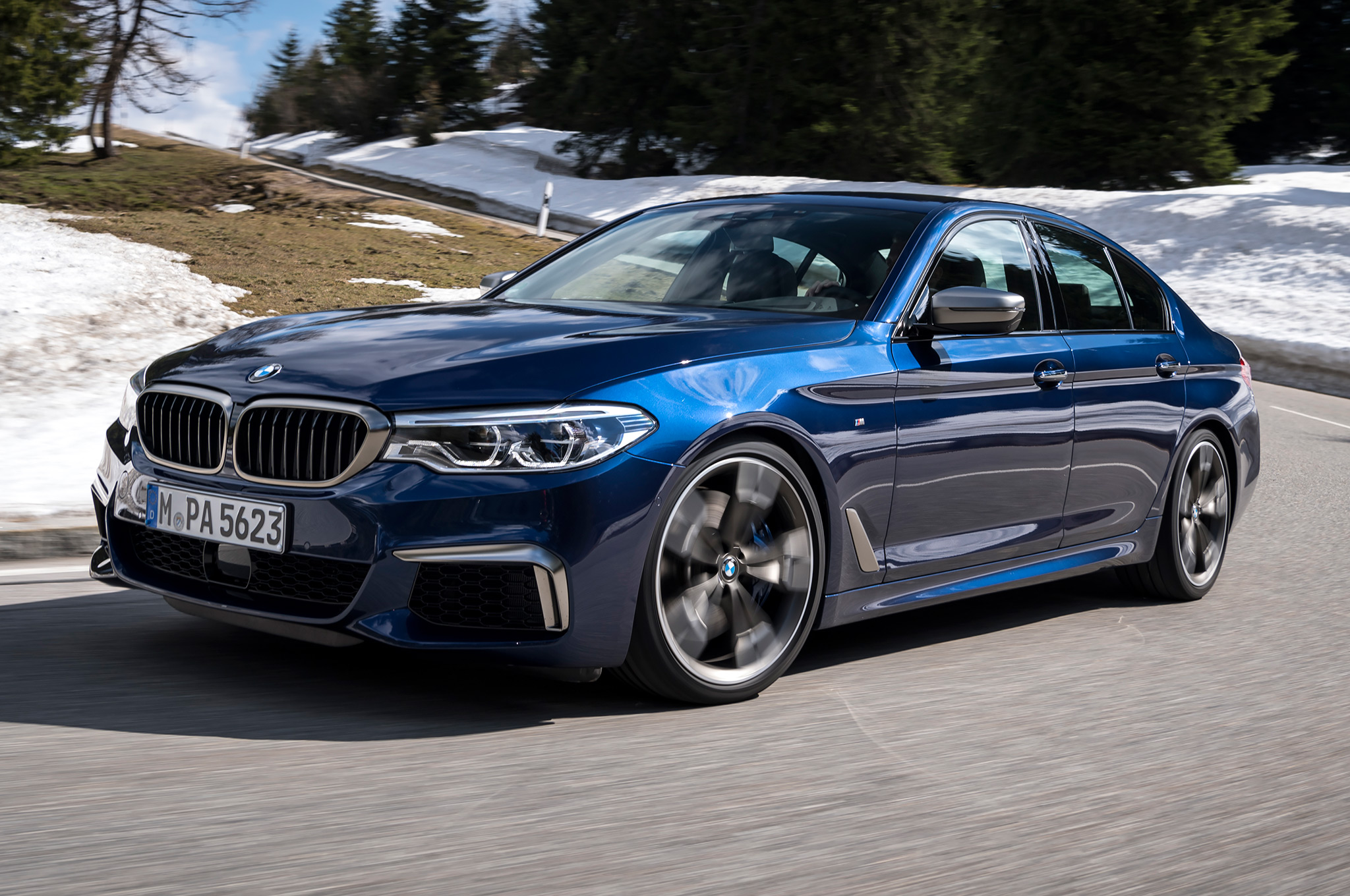 2018 BMW 5 Series Pricing And Summary Of Changes US