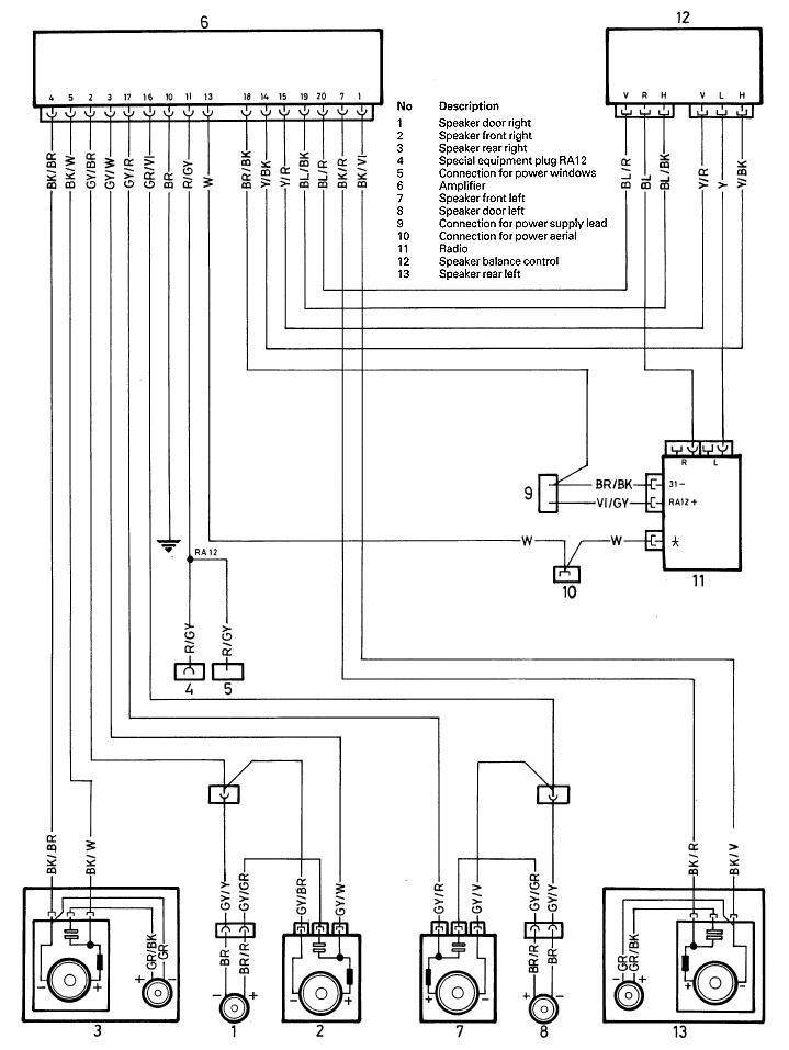Bmw E39 M5 Wiring Diagram