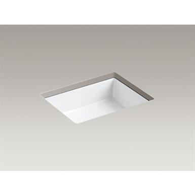 k 2882 verticyl rectangle undercounter