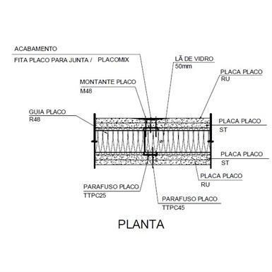 Hydro Wall 98 48 400 St12 5 Ru12 5 St12 5 Ru12 5 Br Lv50 Placo Brasil Free Bim Object For Revit Bimobject