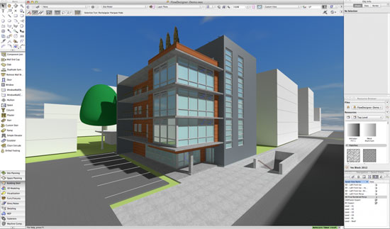 3D Modeling with Vectorworks - sixth edition for bim