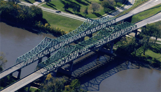 How BIM can monitor the condition of infrastructure like bridge