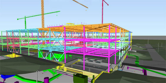 BIM for construction safety and risk management