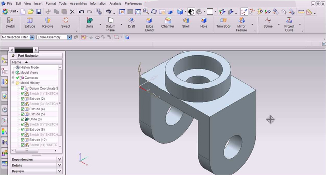Siemen introduces NX software (NX 11) with convergent modeling to improve CAD design & modeling process