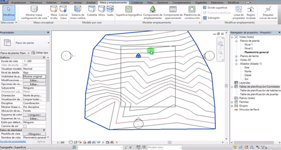 Topo Surface in Revit