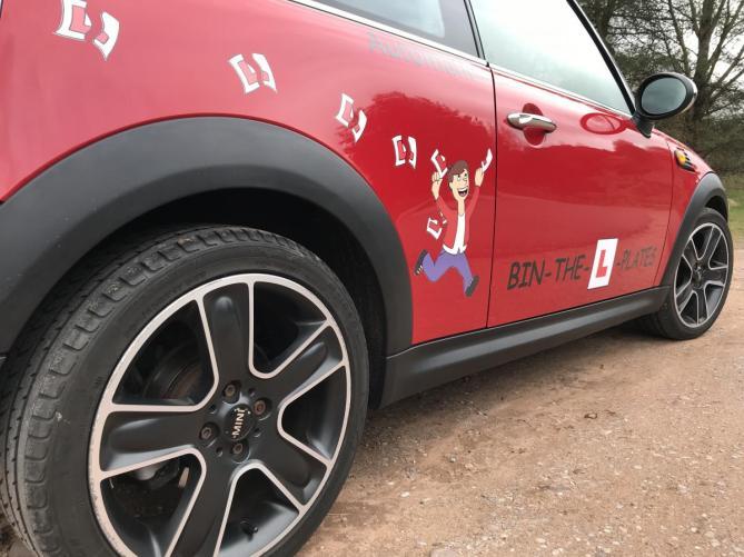 Mini Cooper - 1.6 Auto