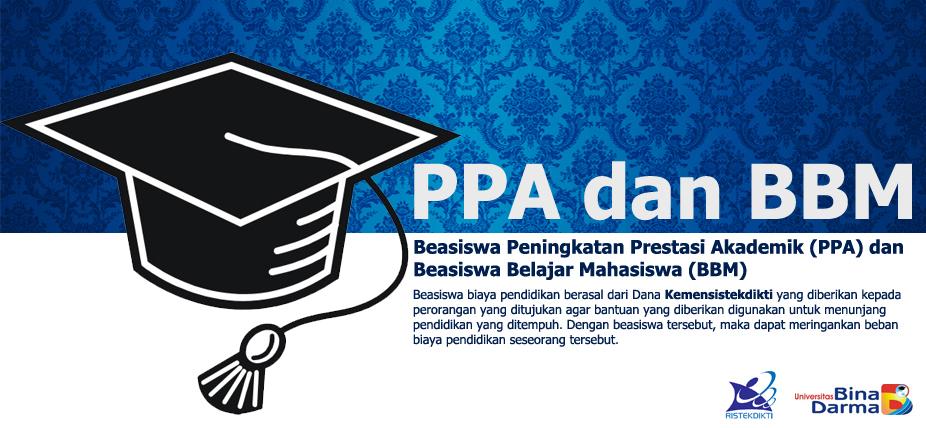 Penerimaan Beasiswa PPA dan BBP-PPA Tahap I