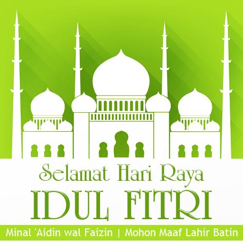 Libur Menyambut Hari Raya Idul Fitri 1437 H