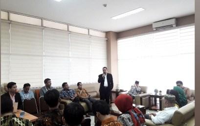 Penanda Tanganan MoU antara Universitas Bina Darma dan STIMIK Musi Rawas