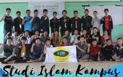 LDK Al – Qorib Mengadakan Kegiatan Studi Islam Kampus
