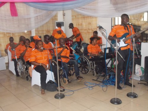 Bina Foundation Musical Band Public Performance during NUJ award night ...