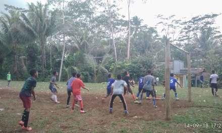 Tim Sepak Bola Junior Binangun Rutin Latihan Untuk Menghadapi Turnamen