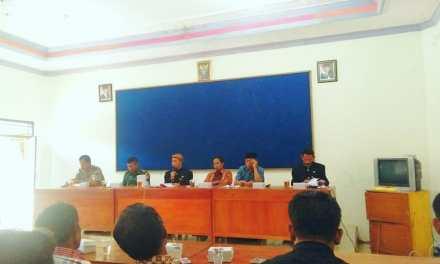 Rapat Pembentukan Panitia Pelaksana Pemilihan Kepala Desa Desa Binangun