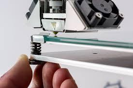 calibrare la stampante 3D