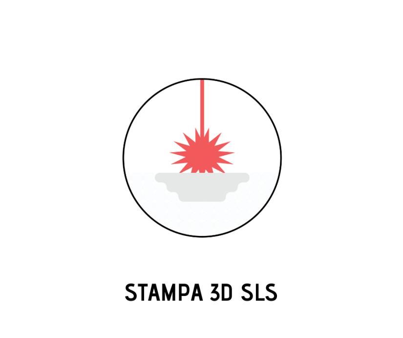STAMPA 3D SLS