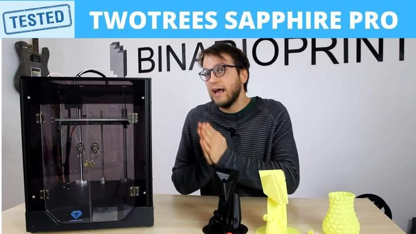 twotrees sapphire pro recensione