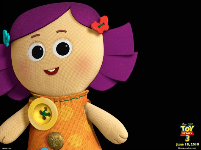 Toy Story 3 Dolly