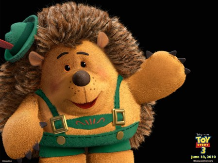 Toy Story 3 Mr Pricklepants
