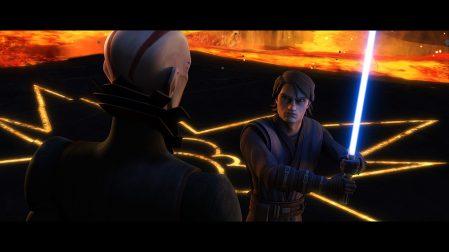 Asajj Ventress, Anakin Skywalker