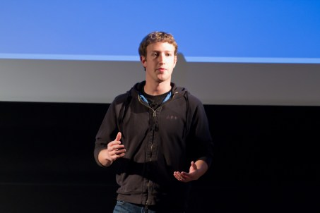 Mark Zuckerbergs keynote at the Facebook Developer Garage London 2010