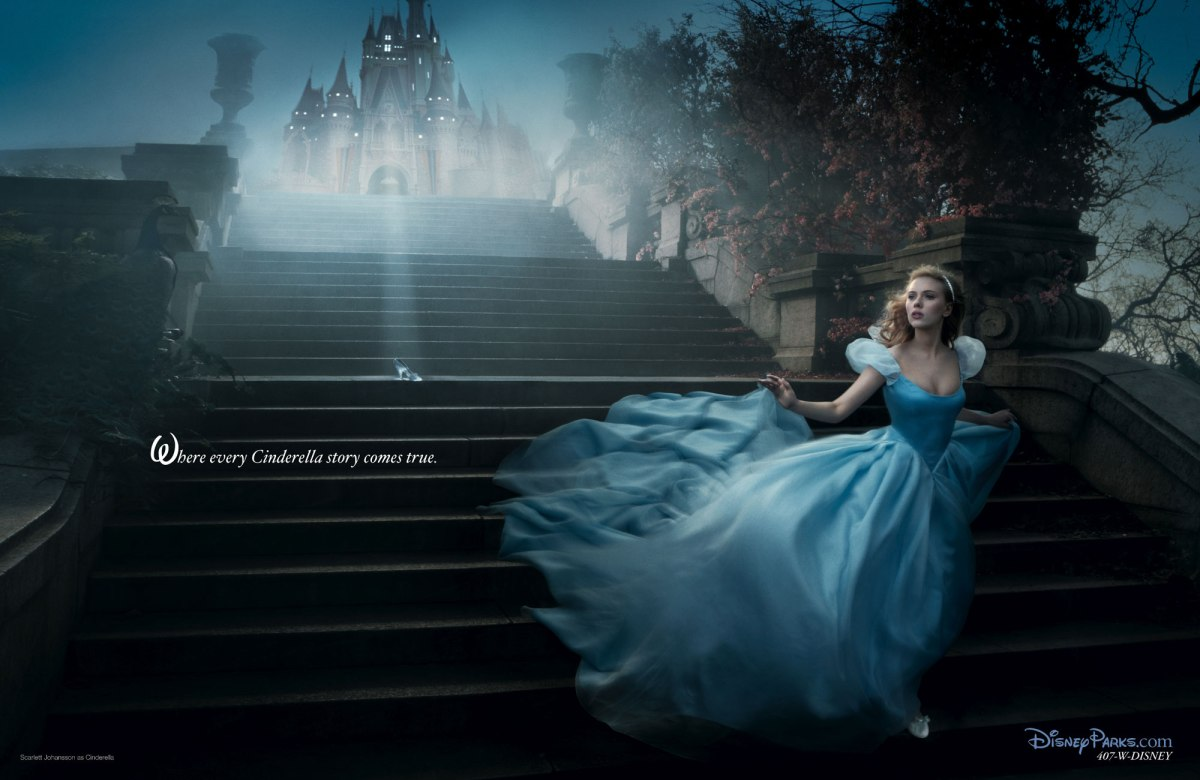 Cinderella - Scarlett Johanson