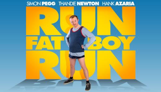 Run, Fat Boy, Run - movie poster