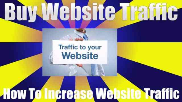 Buy website traffic cheap