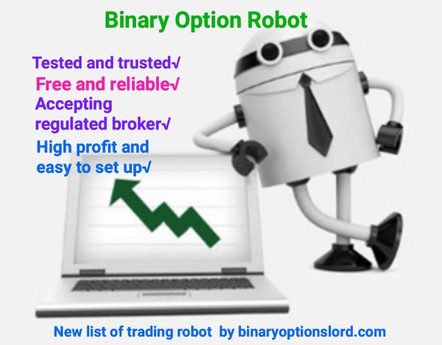 binary option robots