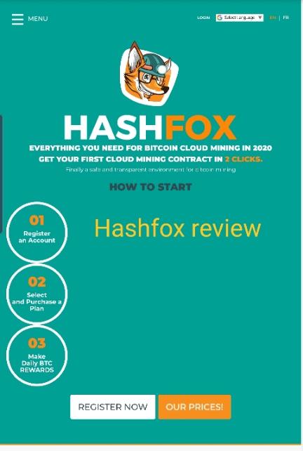 Hashfox