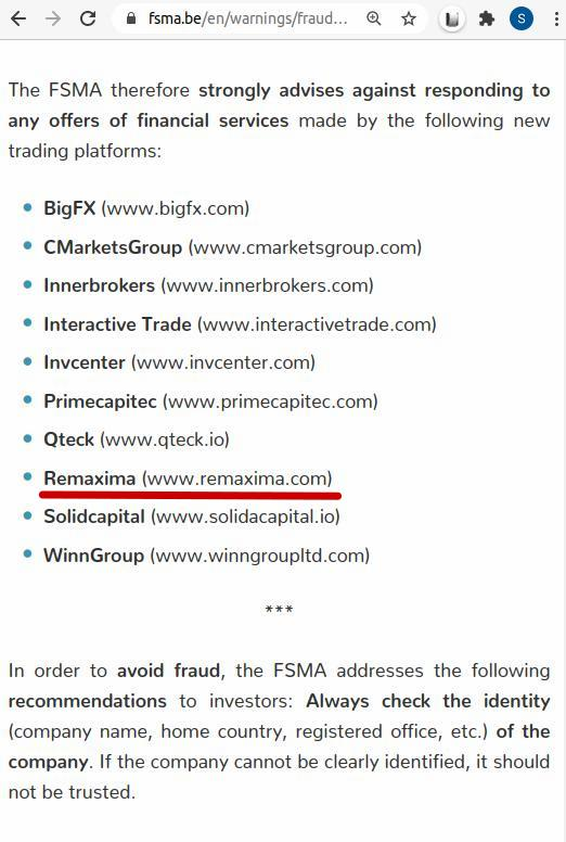 Remaxima review