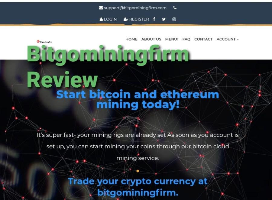 Bitgominingfirm review