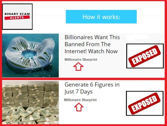 Millionaire blueprint scam is dangerous and misleading honest blueprint malvernweather Gallery