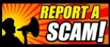 Report a Scam Button