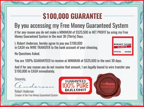 Free Money Guaranteed 4
