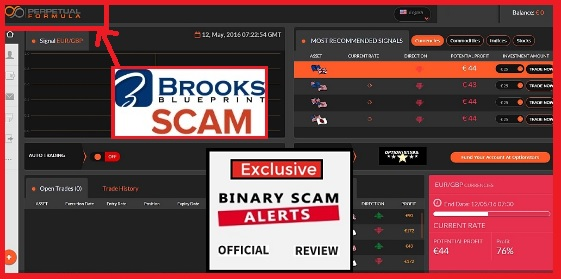 Brooks blueprint legit review filthy scam exposed by experts brooks blueprint scam2 malvernweather Gallery