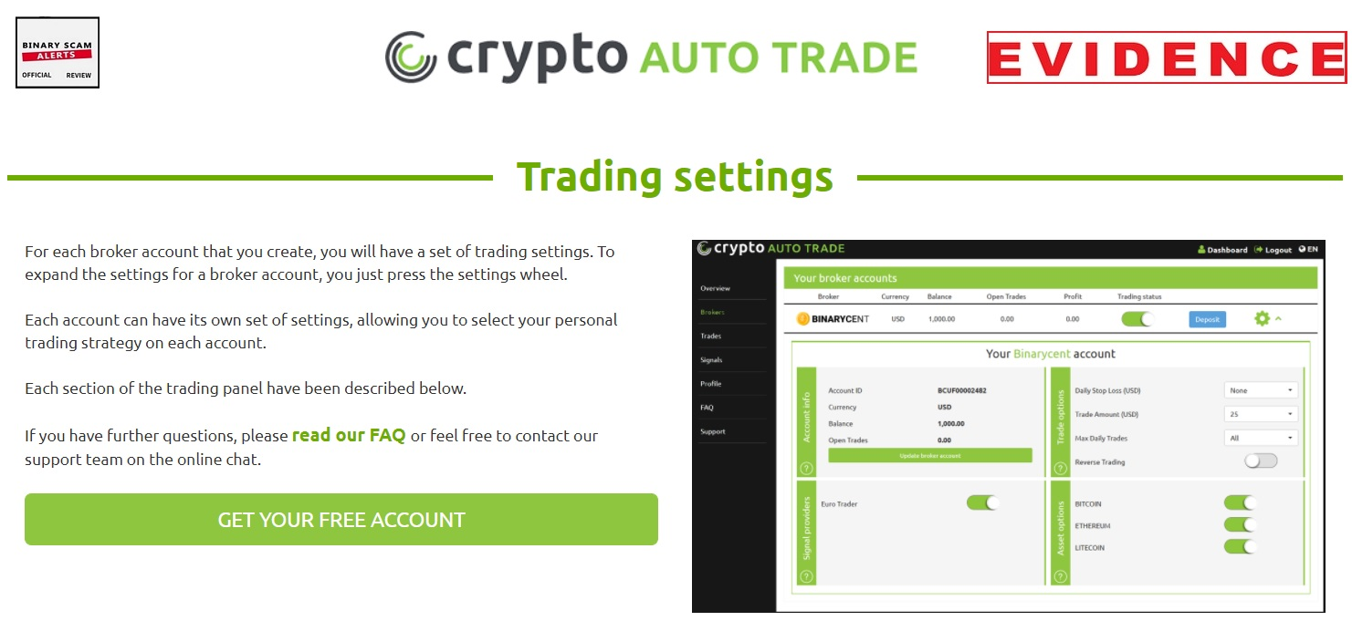 bitcoin auto trading review bitcoin brokers australia