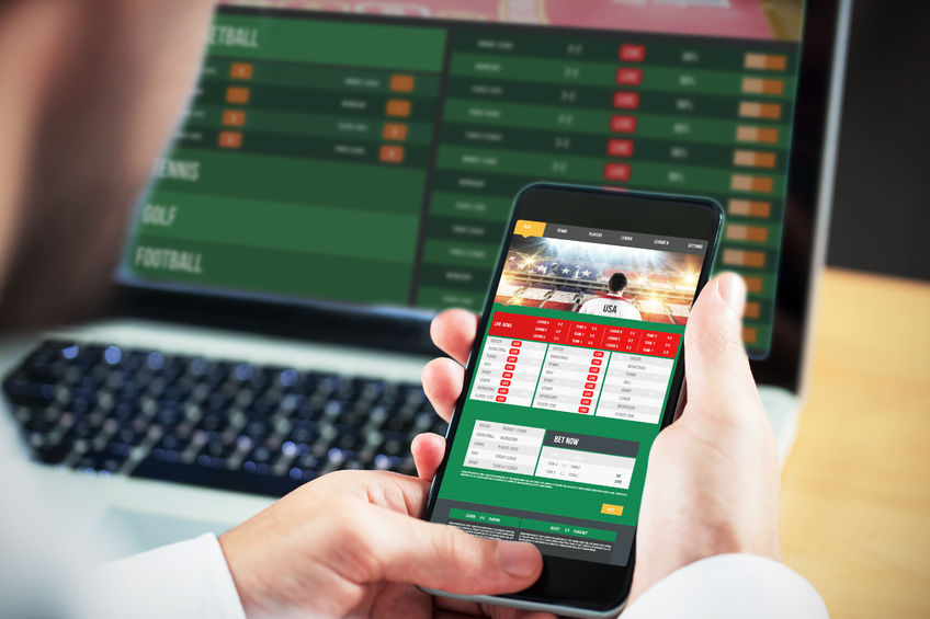 What can you do, if you want to start betting sports online?