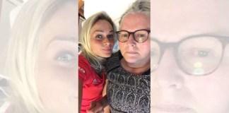 Irene Schouten en moeder