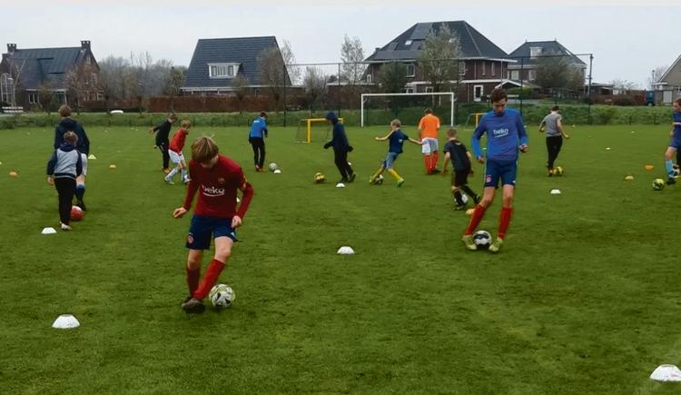 Wintervoetbalschool Hauwert
