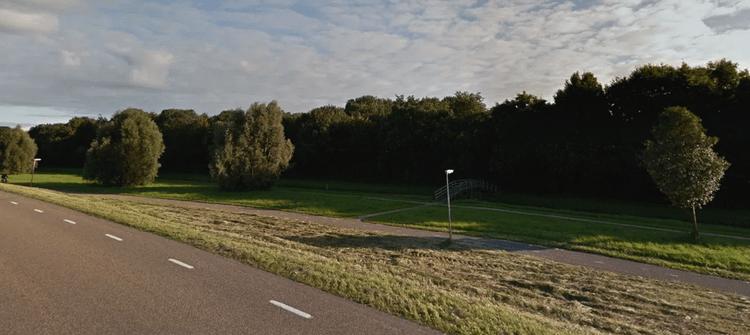 Kagerbos aanleg sportpark