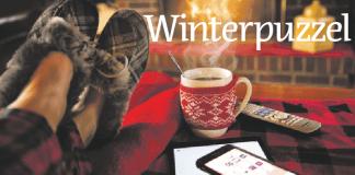 winterpuzzel win kadobon Winkelend Wervershoof